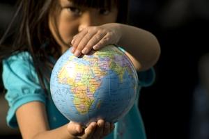 Criança mundo