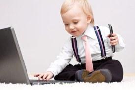 Criança empreendedora